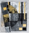 Product Image of Yellow (2050-10112) Geometric Area Rug
