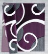 Product Image of Plum (2050-10382) Contemporary / Modern Area Rug