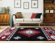 Product Image of Red (2050-10430) Southwestern / Lodge Area Rug