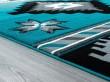 Product Image of Turquoise (2050-10469) Southwestern / Lodge Area Rug