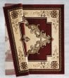 Product Image of Burgundy (2050-10534) Traditional / Oriental Area Rug