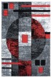 Product Image of Geometric Red (2050-10130) Area Rug
