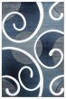 Product Image of Contemporary / Modern Navy (2050-10364) Area Rug