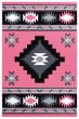 Product Image of Southwestern / Lodge Pink (2050-10486) Area Rug