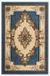 Product Image of Traditional / Oriental Blue (2050-10560) Area Rug