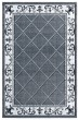 Product Image of Traditional / Oriental Grey (2050-10972) Area Rug