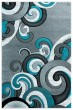 Product Image of Children's / Kids Turquoise (2050-11369) Area Rug