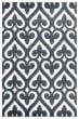 Product Image of Geometric Grey (2050-11472) Area Rug