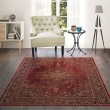 Product Image of Red (853-10230) Traditional / Oriental Area Rug