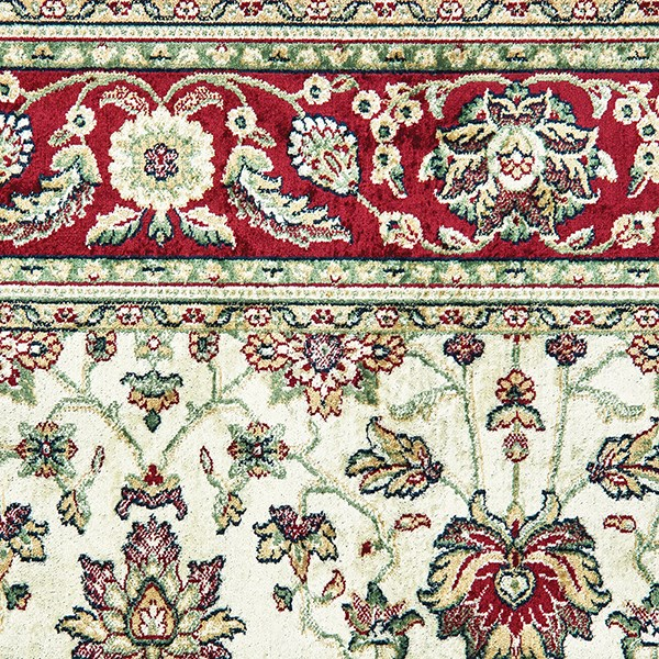 Ivory (853-10515) Traditional / Oriental Area Rug