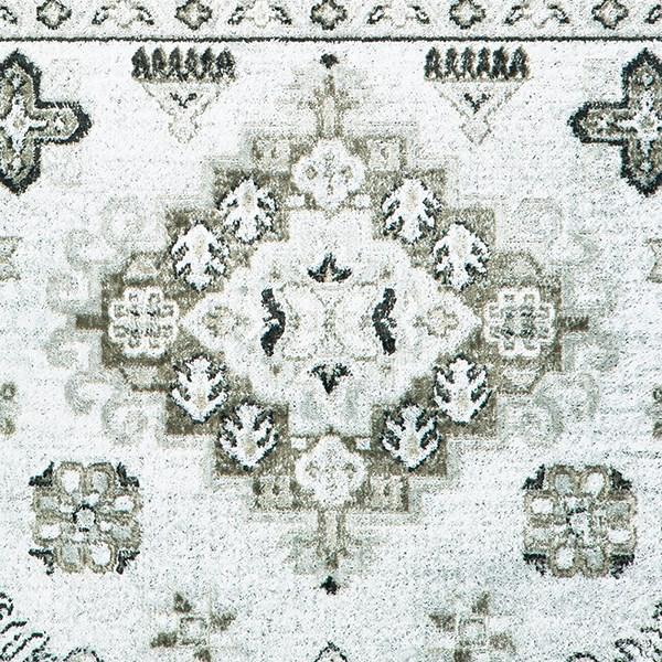 Cream (853-10790) Traditional / Oriental Area Rug