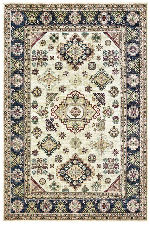 Ivory (853-10715) Traditional / Oriental Area Rug