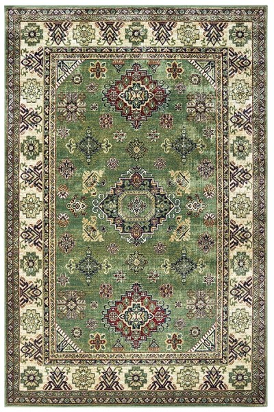 Green (853-10745) Traditional / Oriental Area Rug