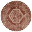 Product Image of Brick (3801-30333) Traditional / Oriental Area Rug