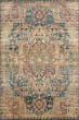 Product Image of Blue, Rust (3801-30675) Vintage / Overdyed Area Rug