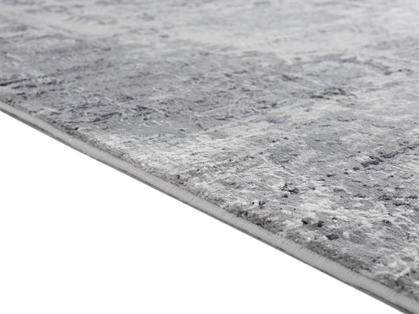 Grey (10172) Vintage / Overdyed Area Rug