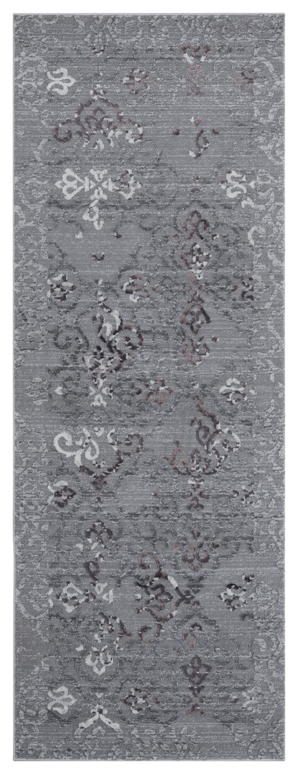 Plum (10382) Transitional Area Rug