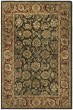 Product Image of Traditional / Oriental Dark Olive, Red (P) Area Rug