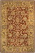 Product Image of Traditional / Oriental Red, Gold (C) Area Rug