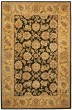 Product Image of Traditional / Oriental Black, Gold (B) Area Rug