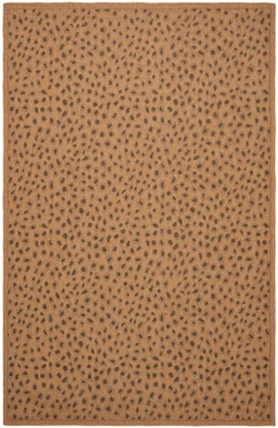 Natural, Gold (39) Transitional Area Rug