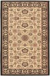 Product Image of Traditional / Oriental Black, Creme (26) Area Rug