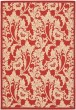 Product Image of Outdoor / Indoor Red, Creme (28) Area Rug