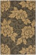 Product Image of Outdoor / Indoor Black, Natural (46) Area Rug