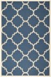 Product Image of Moroccan Navy, Beige (268) Area Rug