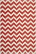 Product Image of Chevron Red (248) Area Rug
