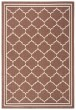 Product Image of Contemporary / Modern Chocolate, Cream (204) Area Rug