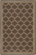 Product Image of Chocolate, Cream (204) Moroccan Area Rug
