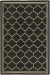 Product Image of Moroccan Black, Creme (26) Area Rug