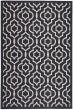 Product Image of Contemporary / Modern Black, Beige (266) Area Rug