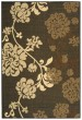 Product Image of Outdoor / Indoor Black, Natural, Brown (D) Area Rug