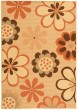 Product Image of Contemporary / Modern Natural, Brown, Terracotta (C) Area Rug