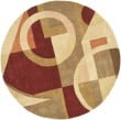 Product Image of Brown, Beige (A) Geometric Area Rug