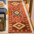Product Image of Red (A) Southwestern / Lodge Area Rug