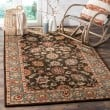 Product Image of Charcoal, Blue (A) Traditional / Oriental Area Rug