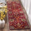 Product Image of Red (A) Traditional / Oriental Area Rug