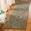 Product Image of Sage, Blue (W) Traditional / Oriental Area Rug