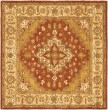 Product Image of Rust, Gold (A) Traditional / Oriental Area Rug