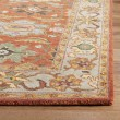 Product Image of Rust, Beige (D) Traditional / Oriental Area Rug