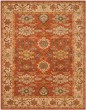 Product Image of Traditional / Oriental Rust, Beige (D) Area Rug
