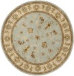 Product Image of Light Blue, Beige (A) Traditional / Oriental Area Rug
