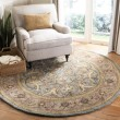Product Image of Blue, Beige (A) Traditional / Oriental Area Rug