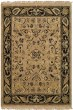 Product Image of Traditional / Oriental Camel, Black (E) Area Rug