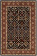 Product Image of Traditional / Oriental Navy, Red (N) Area Rug