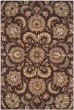 Product Image of Brown, Gold (A) Traditional / Oriental Area Rug