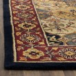 Product Image of Cream, Navy (A) Traditional / Oriental Area Rug